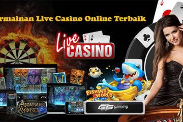 Permainan Live Casino Online Terbaik