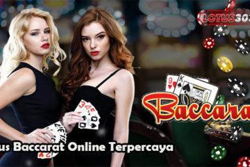 Situs Baccarat Online Terpercaya